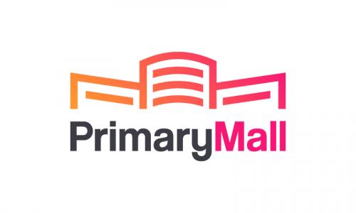Primarymall - E-commerce company name for sale