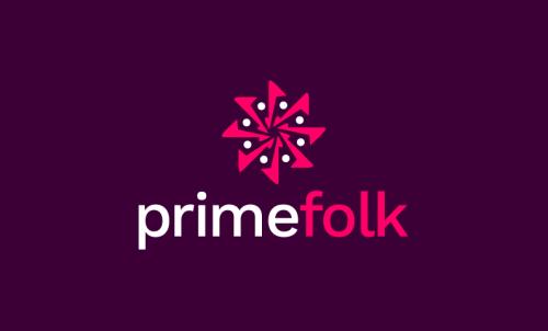 Primefolk - Marketing brand name for sale
