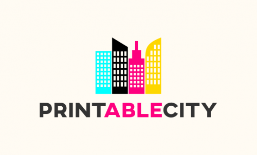Printablecity - Marketing product name for sale