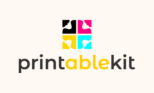 Printablekit - Marketing company name for sale