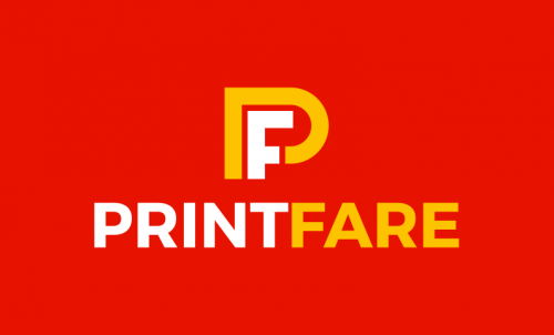 Printfare - Food and drink company name for sale