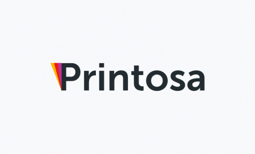 Printosa - Perfect name for a printing company