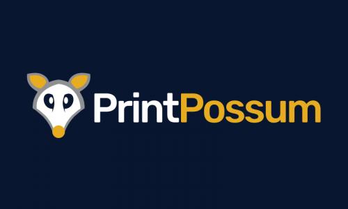 Printpossum - Retail company name for sale