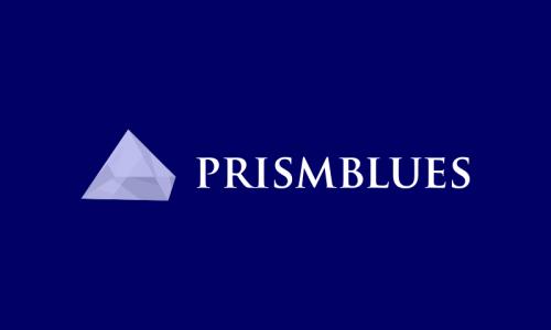 Prismblues - E-commerce company name for sale