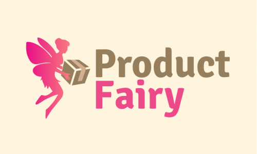 Productfairy - Contemporary startup name for sale