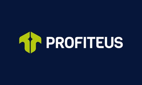 Profiteus - Business domain name for sale
