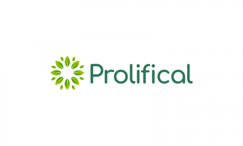Prolifical - Contemporary product name for sale