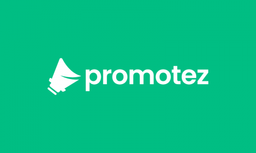Promotez - Audio startup name for sale