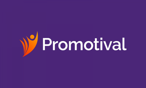 Promotival - Business startup name for sale