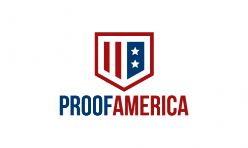 Proofamerica - Retail business name for sale