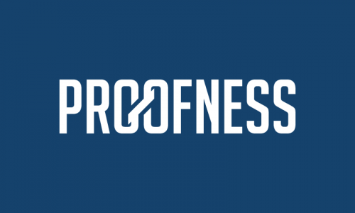 Proofness - Security brand name for sale