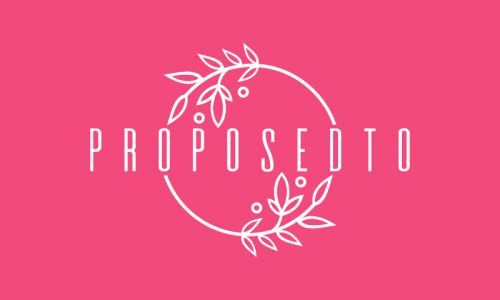 Proposedto - E-commerce startup name for sale