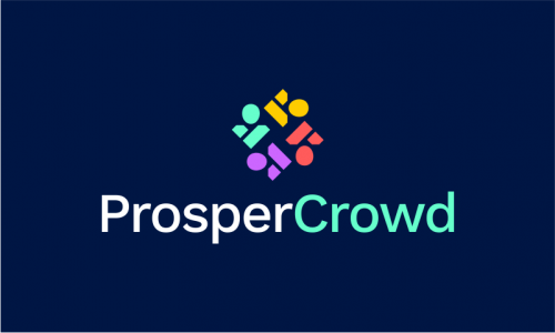 Prospercrowd - Crowdsourcing domain name for sale