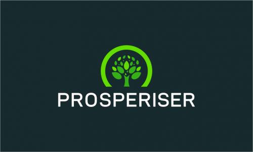 Prosperiser - Training startup name for sale