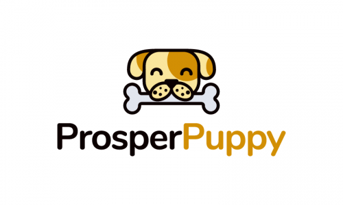 Prosperpuppy - Business startup name for sale