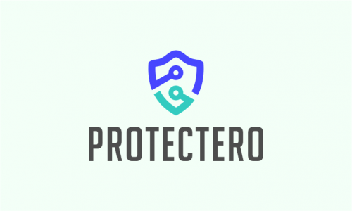 Protectero - Security domain name for sale