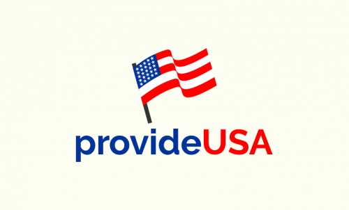 Provideusa - E-commerce business name for sale