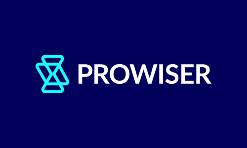 Prowiser - Consulting startup name for sale