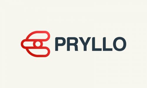 Pryllo - AI brand name for sale