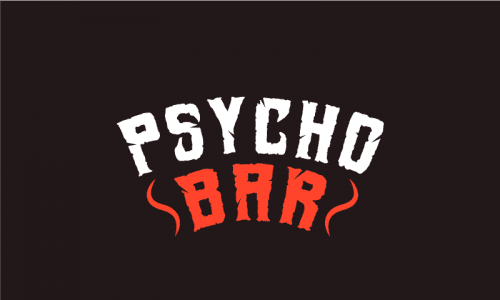Psychobar - Food and drink business name for sale