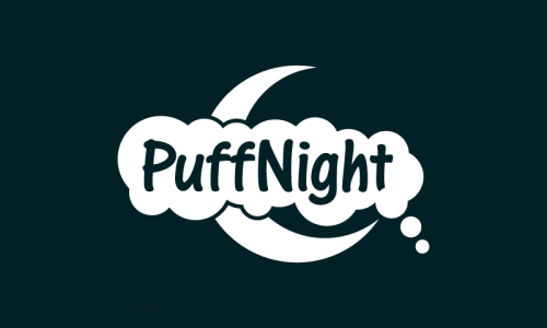 Puffnight - Modern domain name for sale