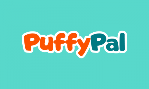Puffypal - Banking startup name for sale
