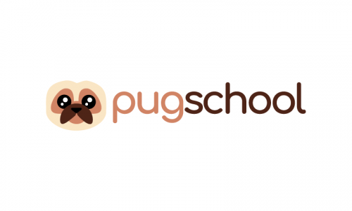 Pugschool - Retail startup name for sale