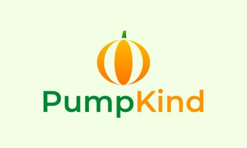 Pumpkind - Technology company name for sale