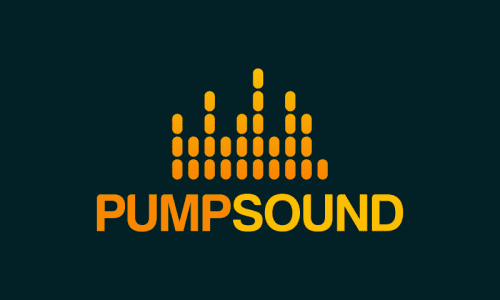 Pumpsound - Music brand name for sale