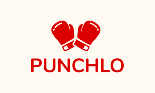 Punchlo - Sports business name for sale