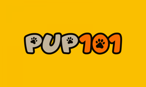 Pup101 - Retail startup name for sale