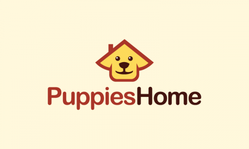 Puppieshome - Pets startup name for sale