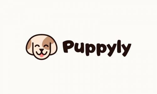 Puppyly - Pets business name for sale