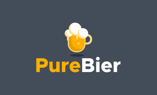 Purebier - Alcohol startup name for sale