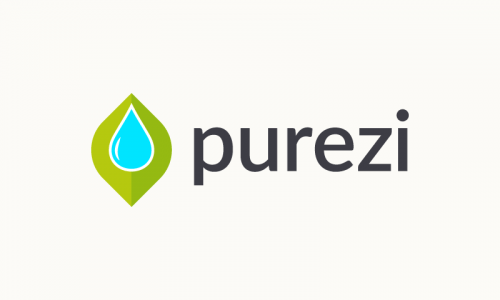 Purezi - Wellness brand name for sale