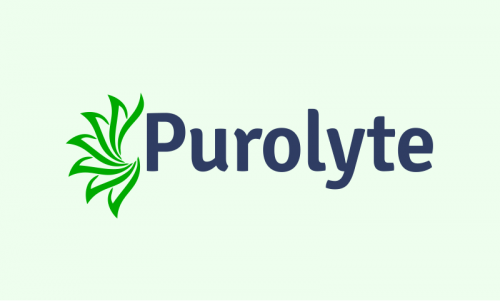 Purolyte - Invented brand name for sale