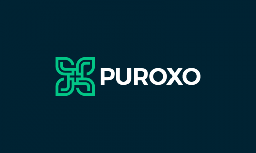 Puroxo - Relaxed startup name for sale