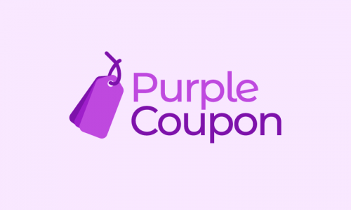 Purplecoupon - E-commerce startup name for sale