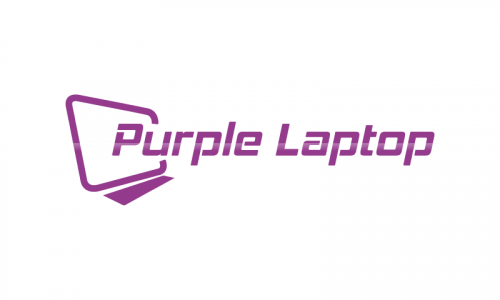 Purplelaptop - Contemporary business name for sale