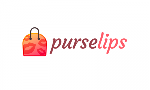 Purselips - E-commerce business name for sale