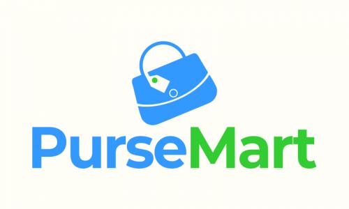 Pursemart - E-commerce business name for sale