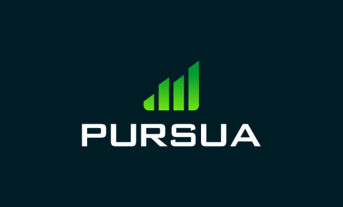 Pursua - Finance startup name for sale