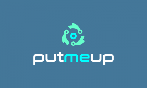 Putmeup - Retail product name for sale