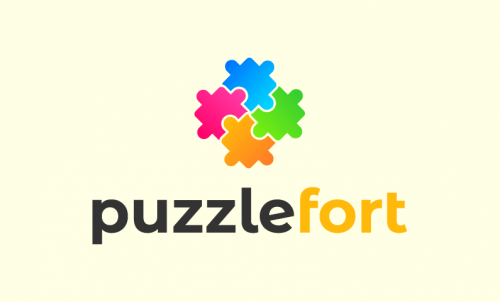 Puzzlefort - Media product name for sale