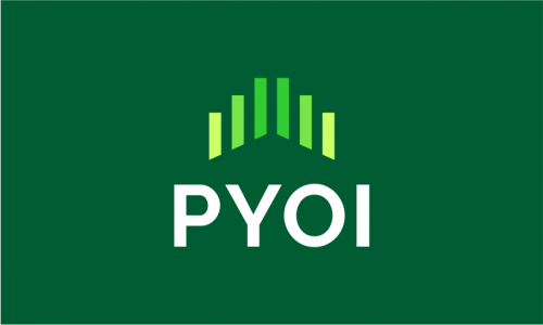 Pyoi - Relaxed startup name for sale