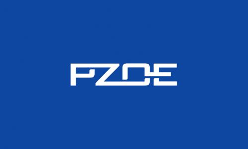 Pzoe - Abstract domain name