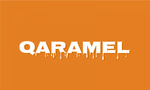 Qaramel - Food and drink company name for sale