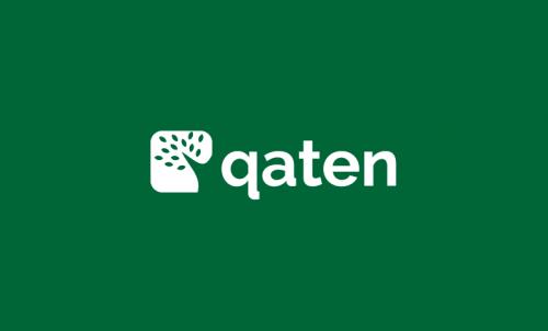 Qaten - Retail company name for sale