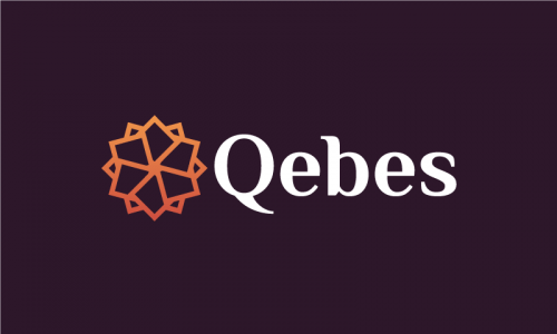 Qebes - Retail company name for sale