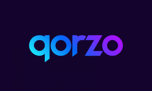 Qorzo - Technology company name for sale
